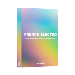Justesse - French Electro Sample Pack